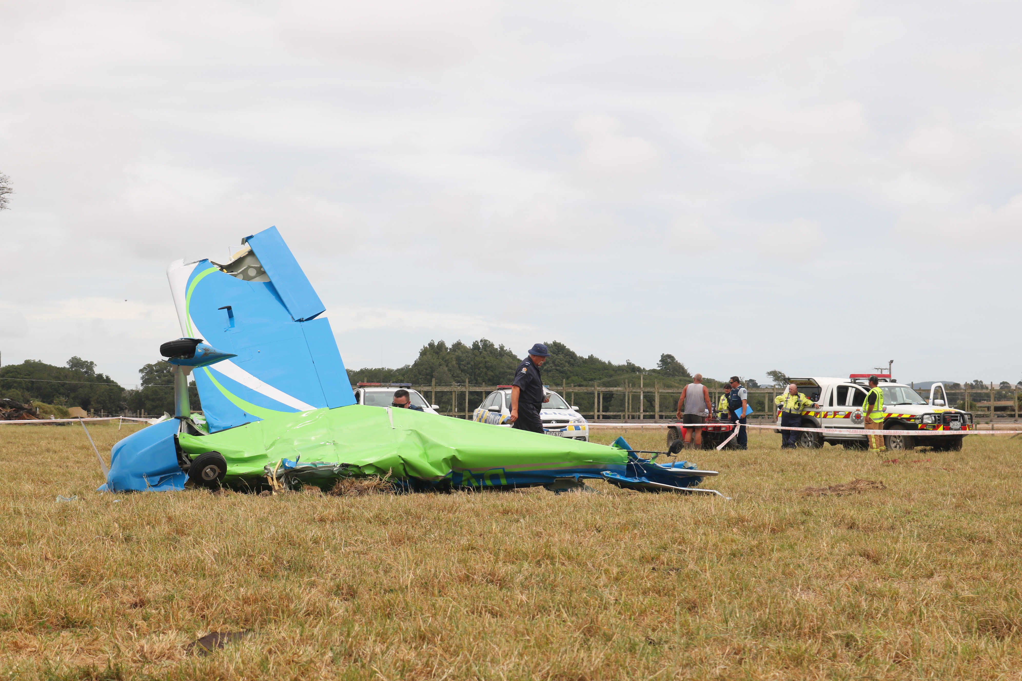 beabf414f2 Two dead after plane crashes in Northland - NZ Herald