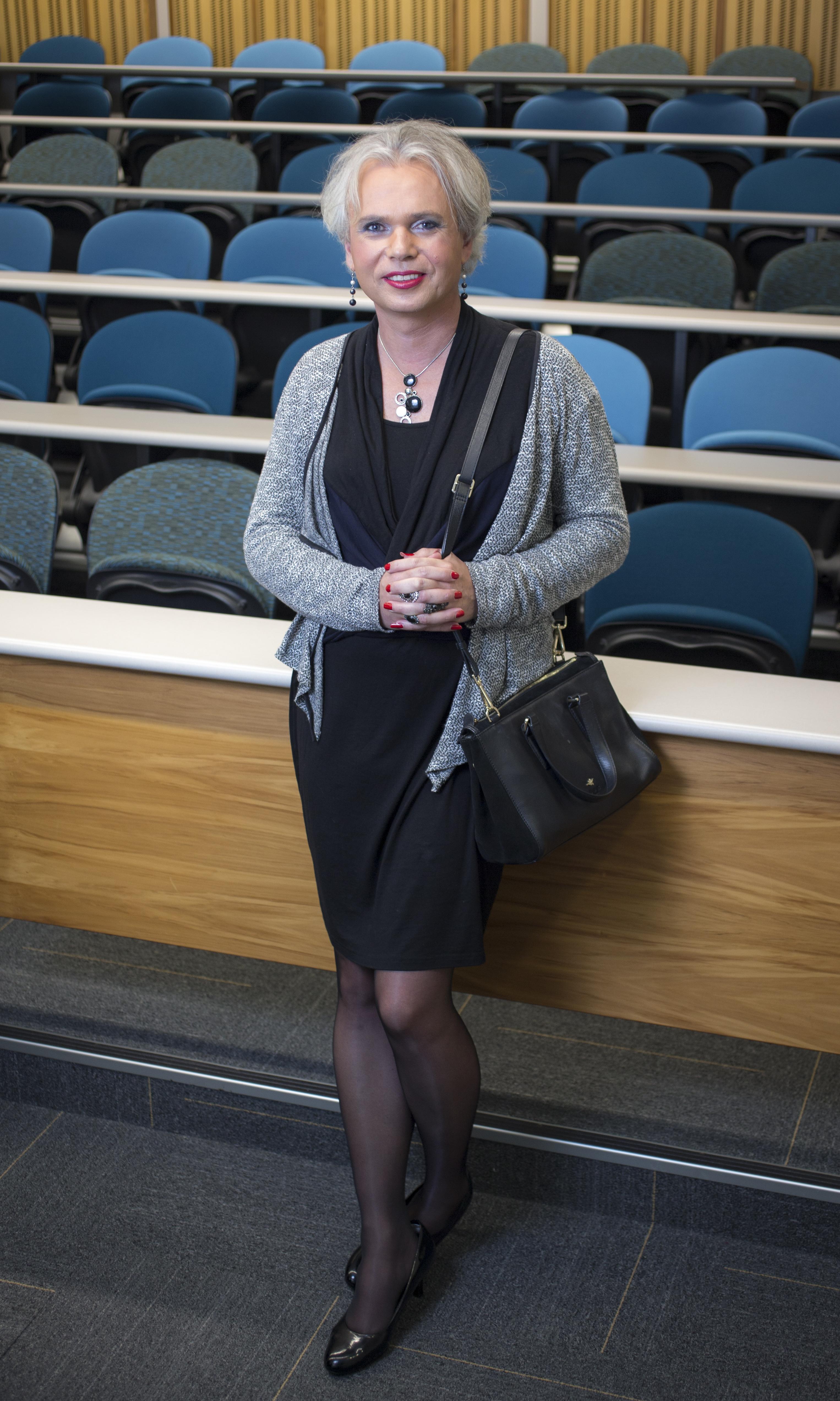 Dress-up academic surprises himself - NZ Herald 471250385