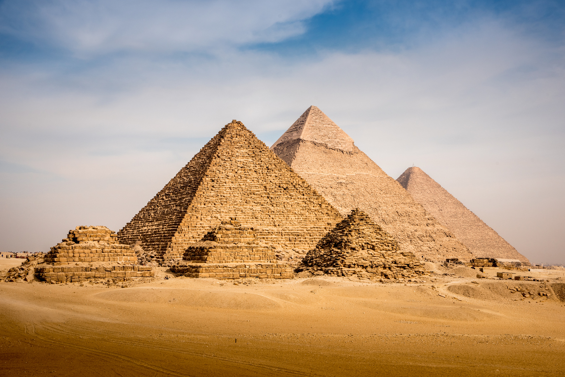 Egypt's Great Pyramid discovery: Mystery finally solved - NZ Herald