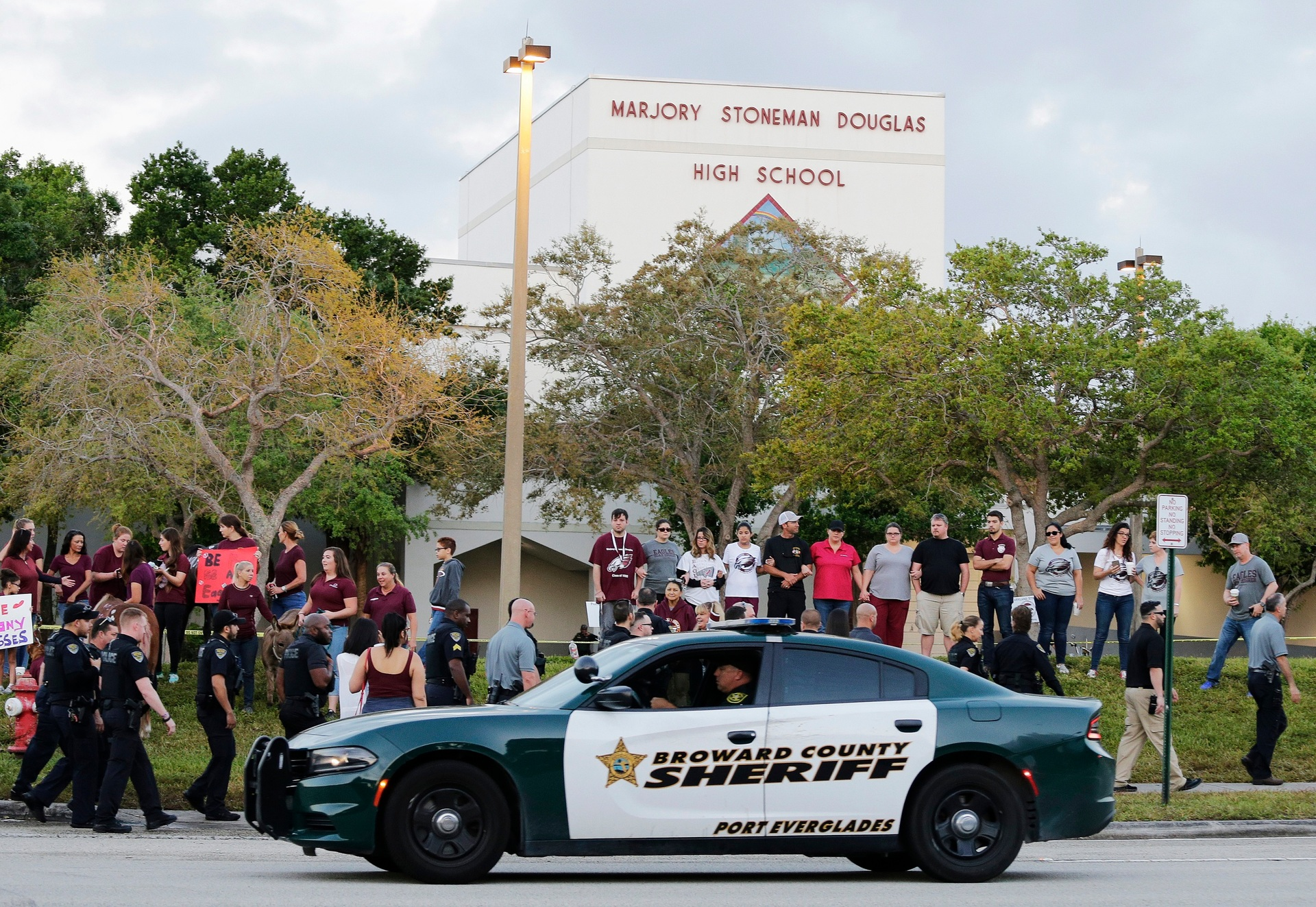 Second tragedy: Another Parkland student mourned