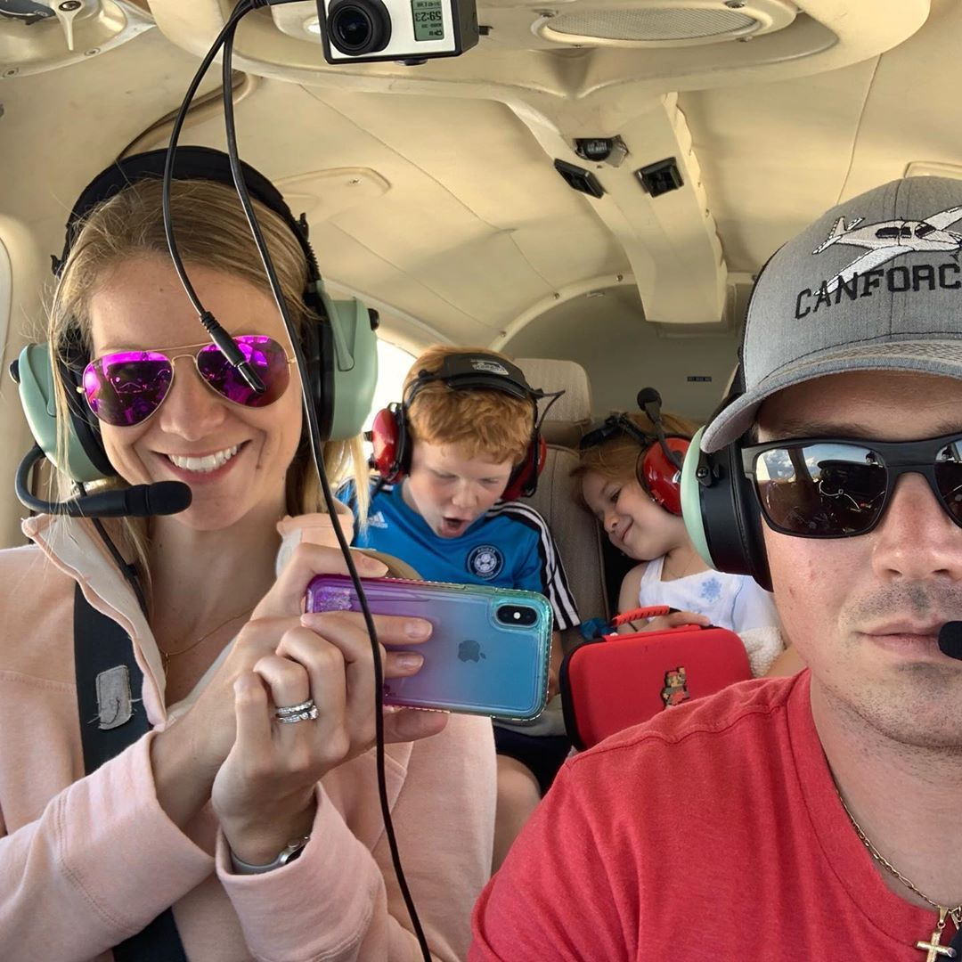 Watch: Hero pilot's actions saves small plane carrying family