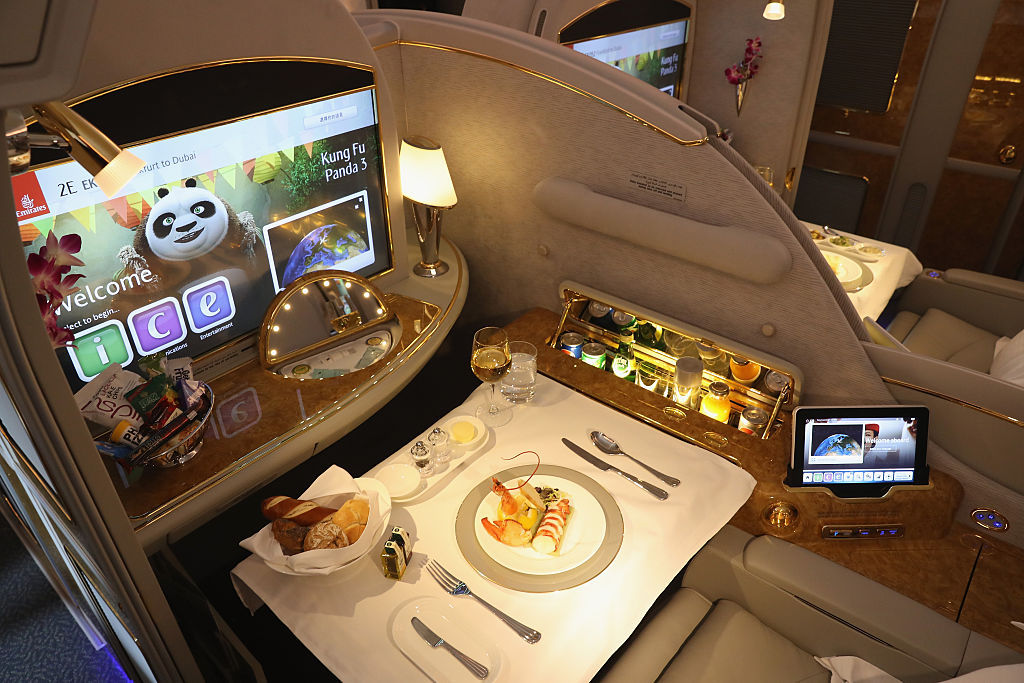 Shortcuts to the five best business class cabins in the sky, at economy prices