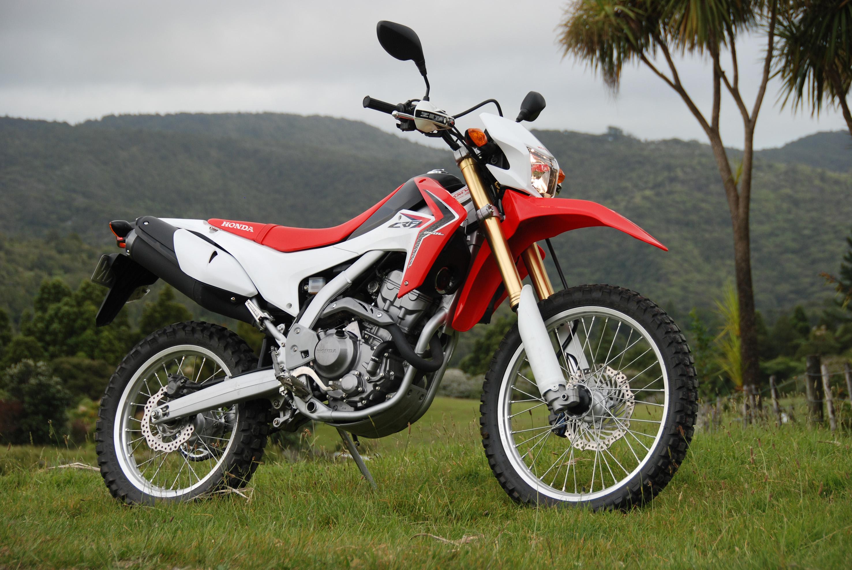 Honda CRF250: Off roader can commute as well - NZ Herald