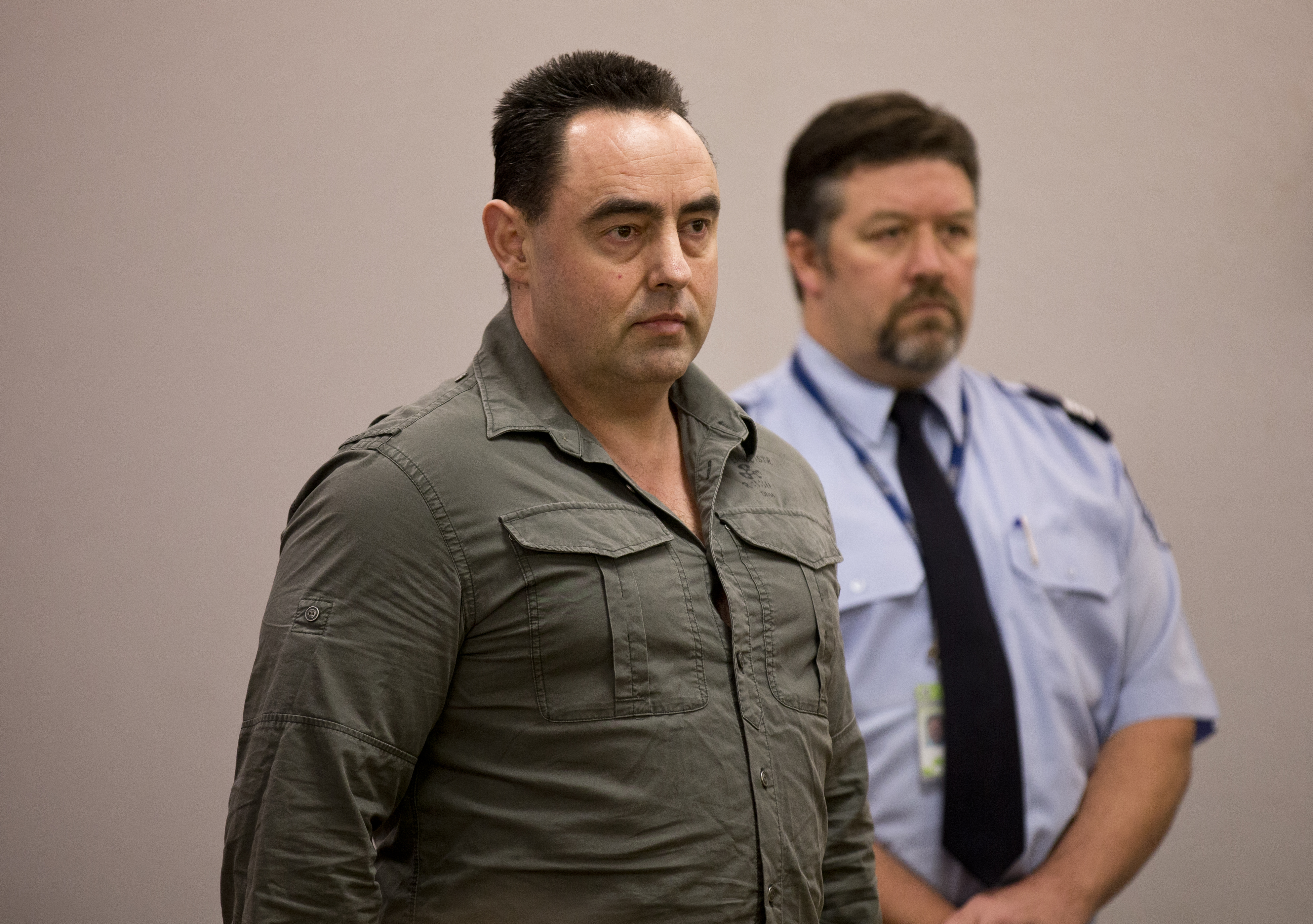 Steroid dealing bodybuilder loses house - NZ Herald