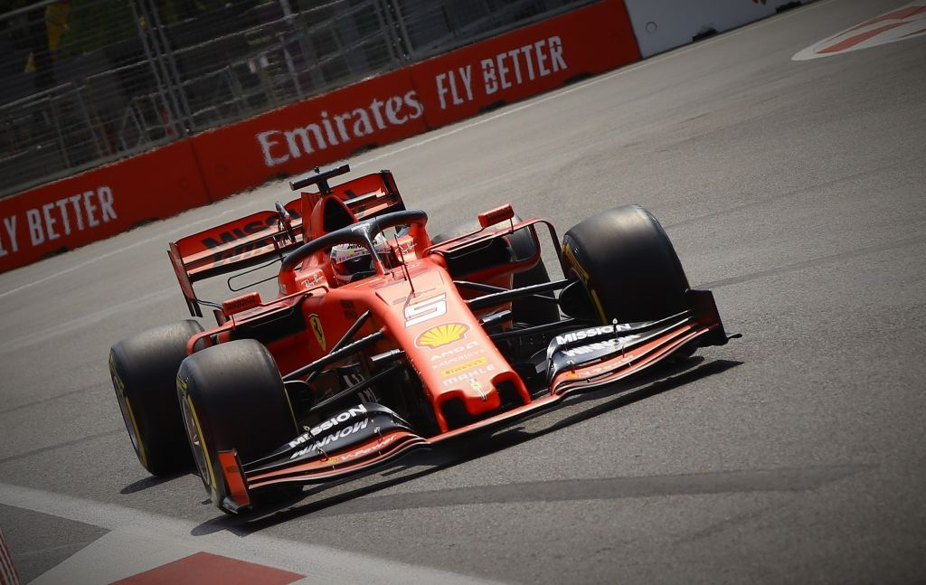 Another F1 streaming stuff-up for Spark Sport