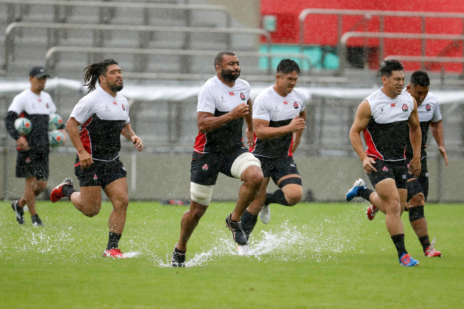 Japan's sneaky strategy to prepare for Springboks