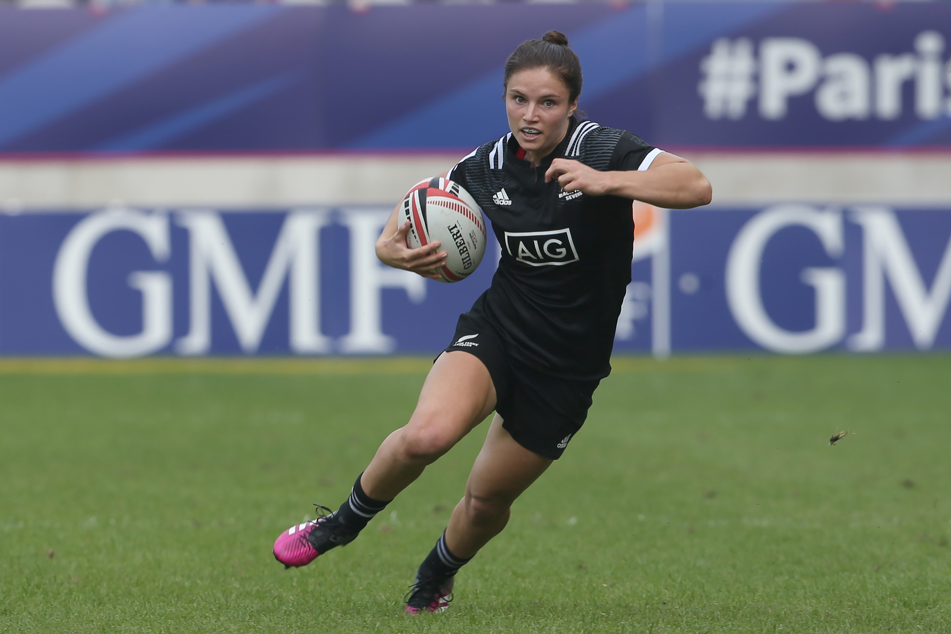 rugby totally unfair black ferns star michaela blyde slams lack of tv coverage of womens rugby nz herald