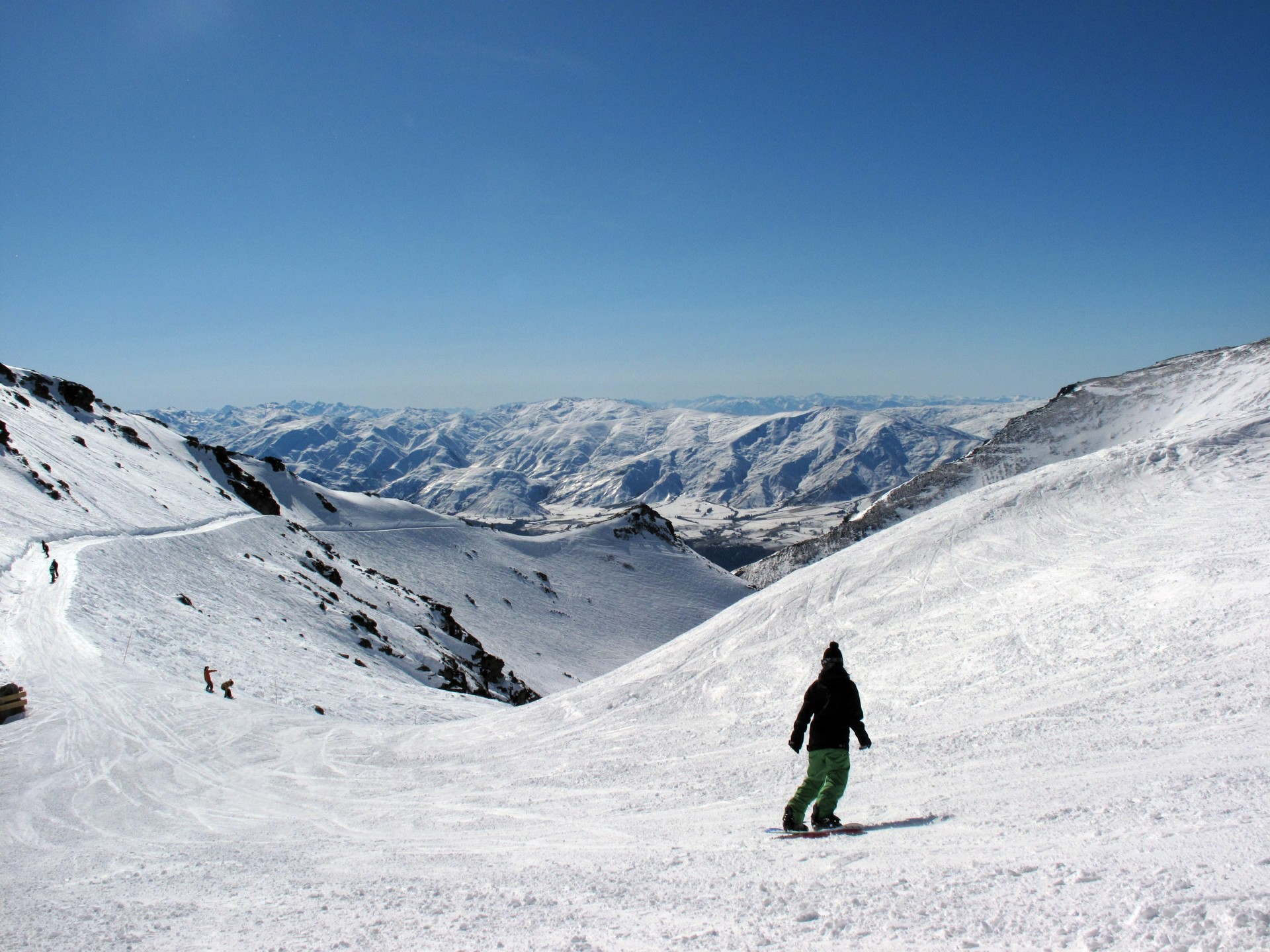 Climate change not main culprit for Queenstown's bad snow years