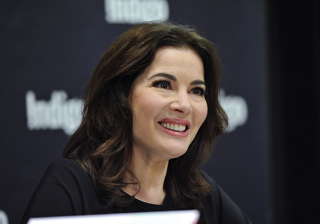 Nigella Lawson criticised as amateur chef for salad snap on Instagram