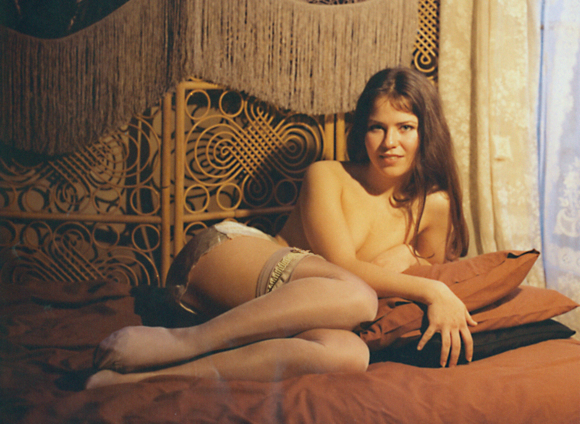 American actress Koo Stark's 'soft porn' scene that rocked Buckingham Palace