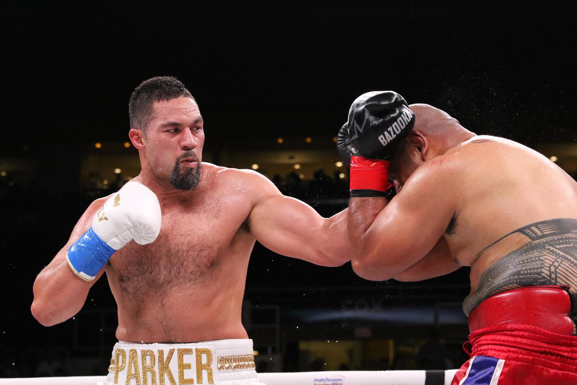 Joseph Parker set for huge test against Dereck Chisora