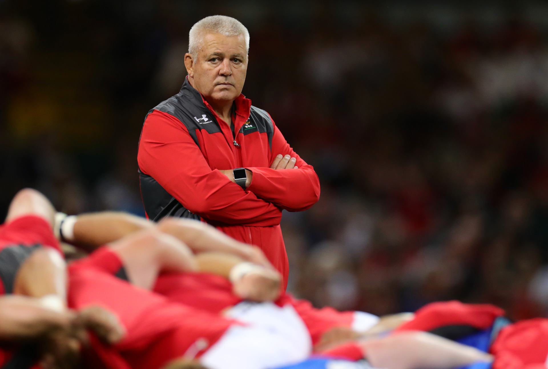 Why Warren Gatland said no to the All Blacks job