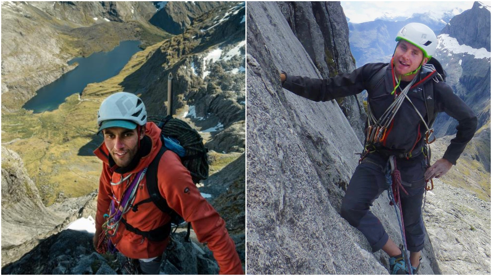 'Capable' climbers fell to their deaths from Marian Peak
