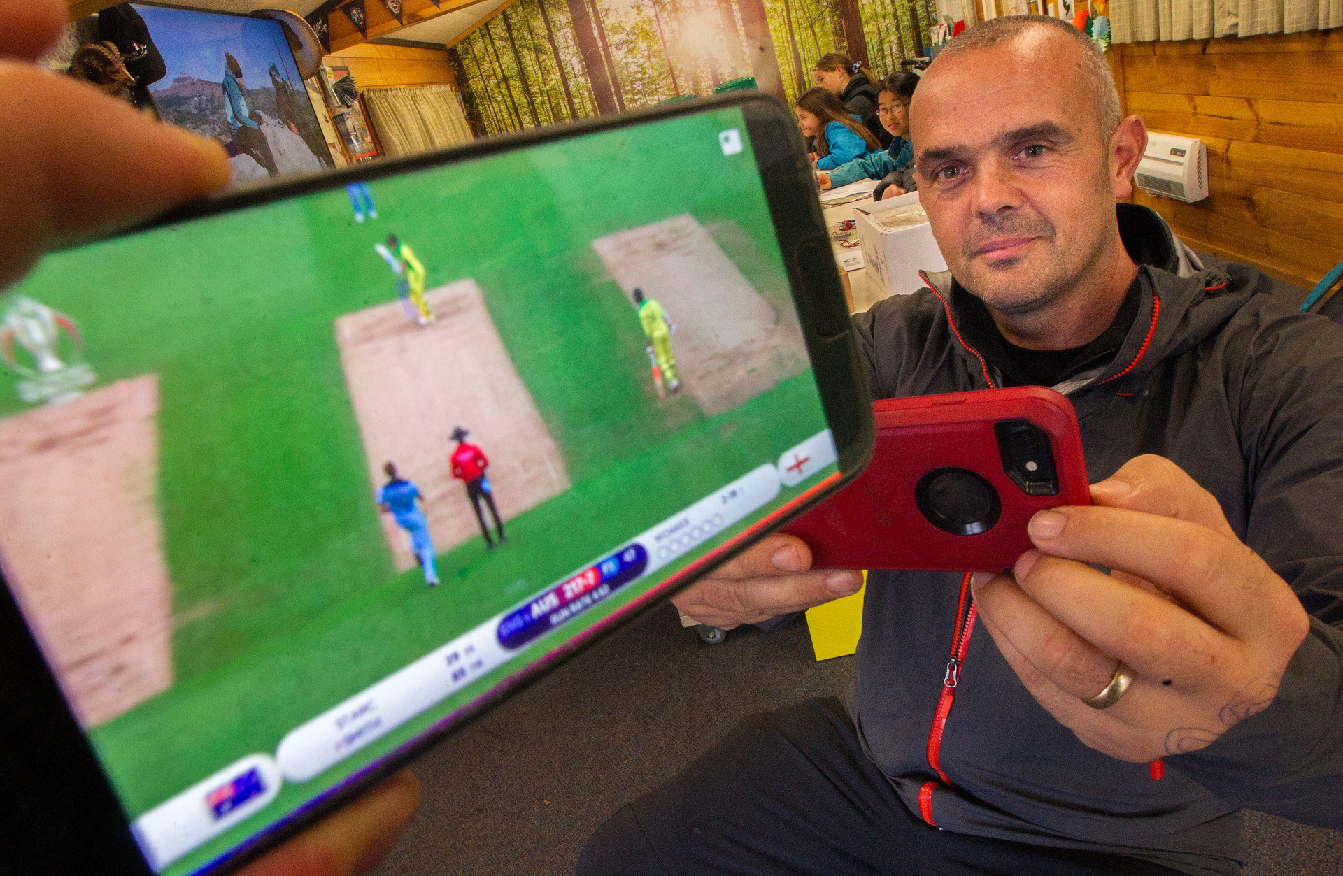 Rotorua fan stopping at nothing to watch the Black Caps in the Cricket World Cup final