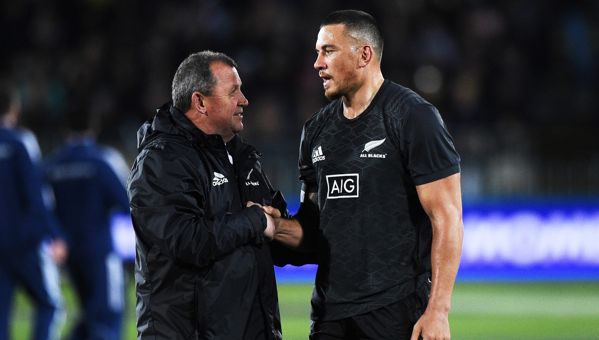 Rugby Championship: 'Grumpy' Sonny Bill Williams doubtful for All Blacks as Ngani Laumape impresses coaches ahead of Argentina clash