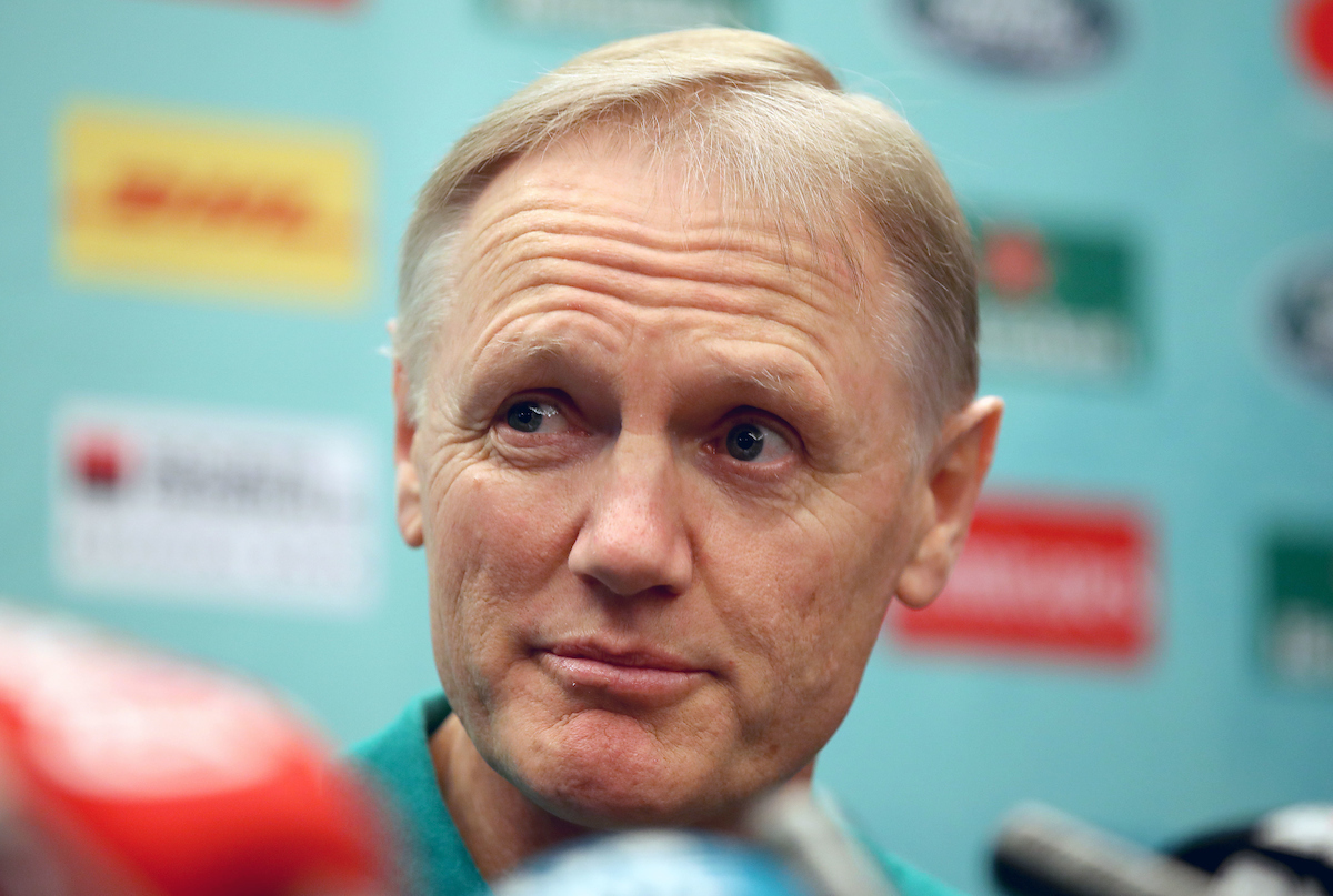 Scared Irish? Coach's surprise admission about All Blacks