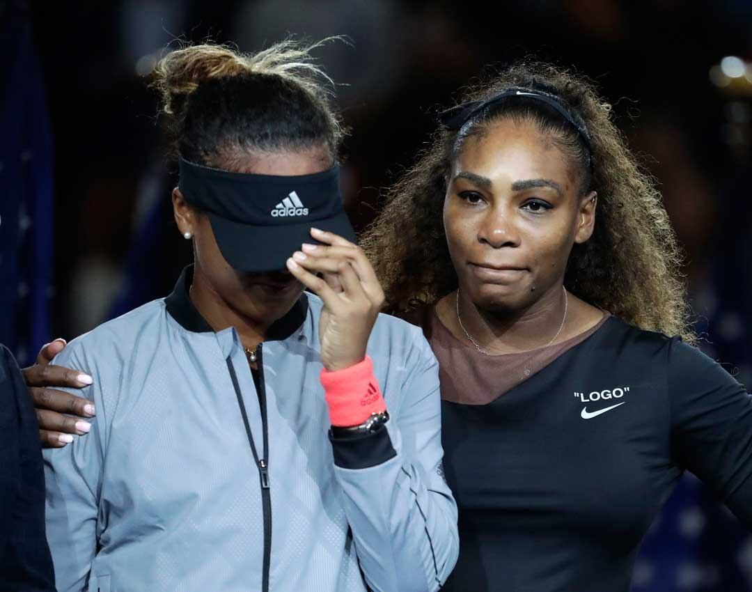 Tennis: Umpire from 2018 final won't rule any Serena Williams matches at US Open