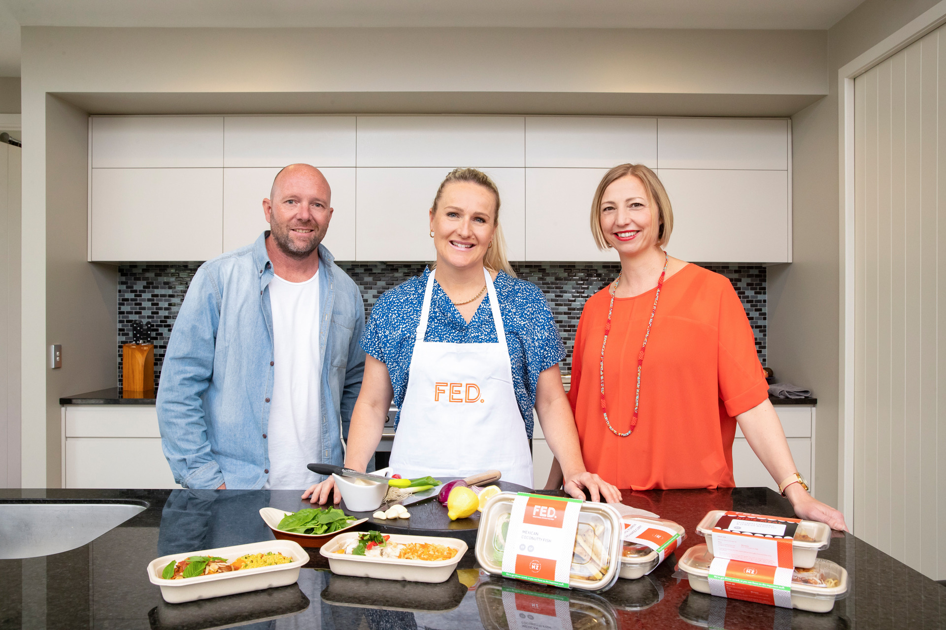 Small Business: Ready-to-eat meals, Fed is doing it old school