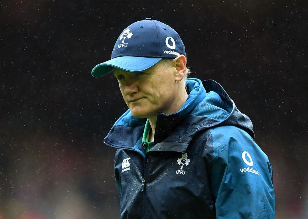 Departing Schmidt slammed by Irish Rugby