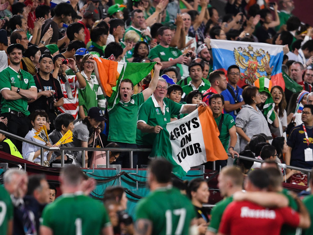 Unluck of the Irish: Why supporters might not gain entry to quarter-final
