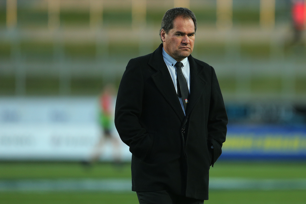 'Three-horse race': Leading contender ruled out as All Blacks coach