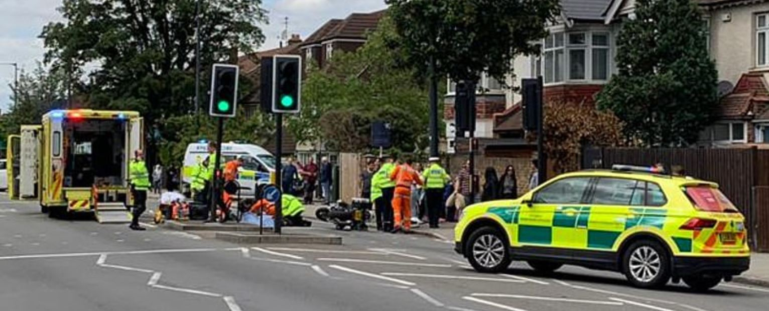 Royal motorcade crash: Grandmother in hospital, hit by Prince William's convoy