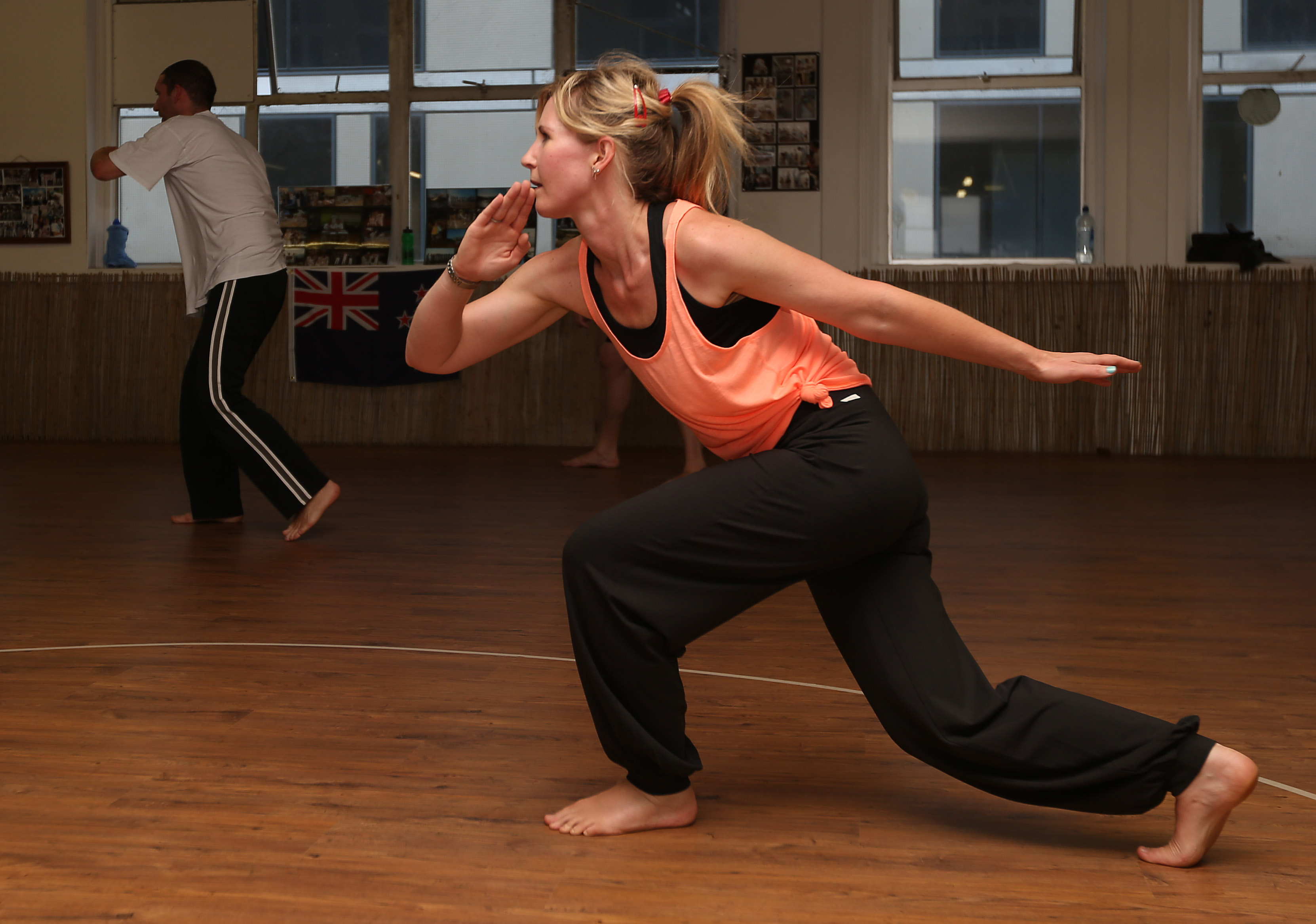 Capoeira 7 scene 3