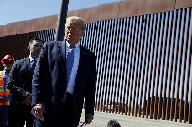 Trump's ridiculous proposals to stop illegal immigrants from crossing the border