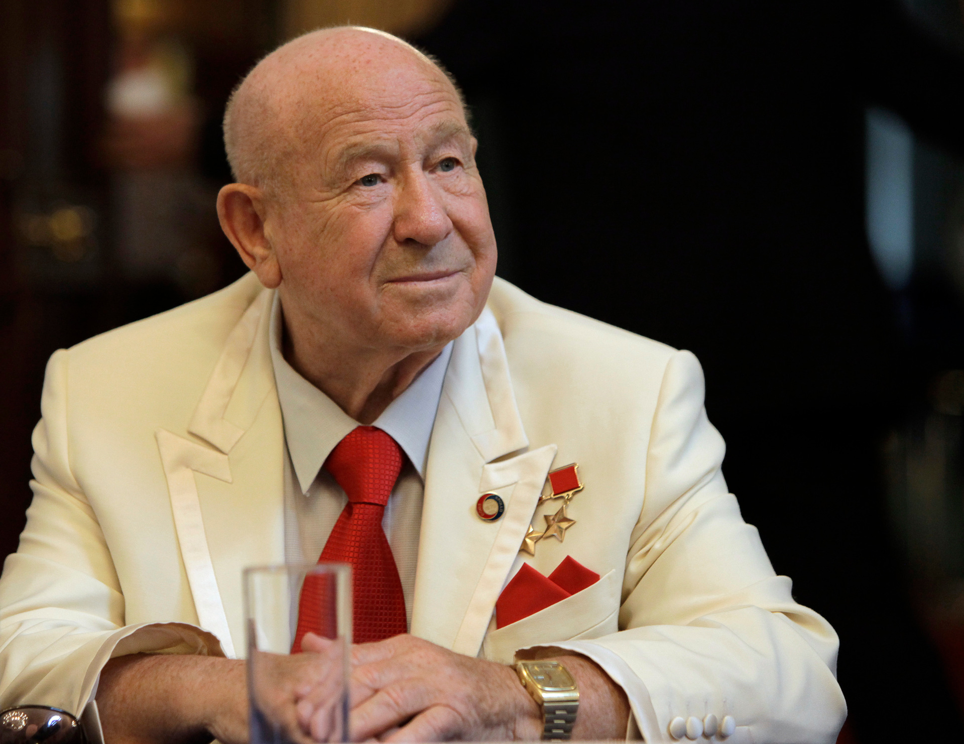 Alexei Leonov, first man to walk in space, dead at 85