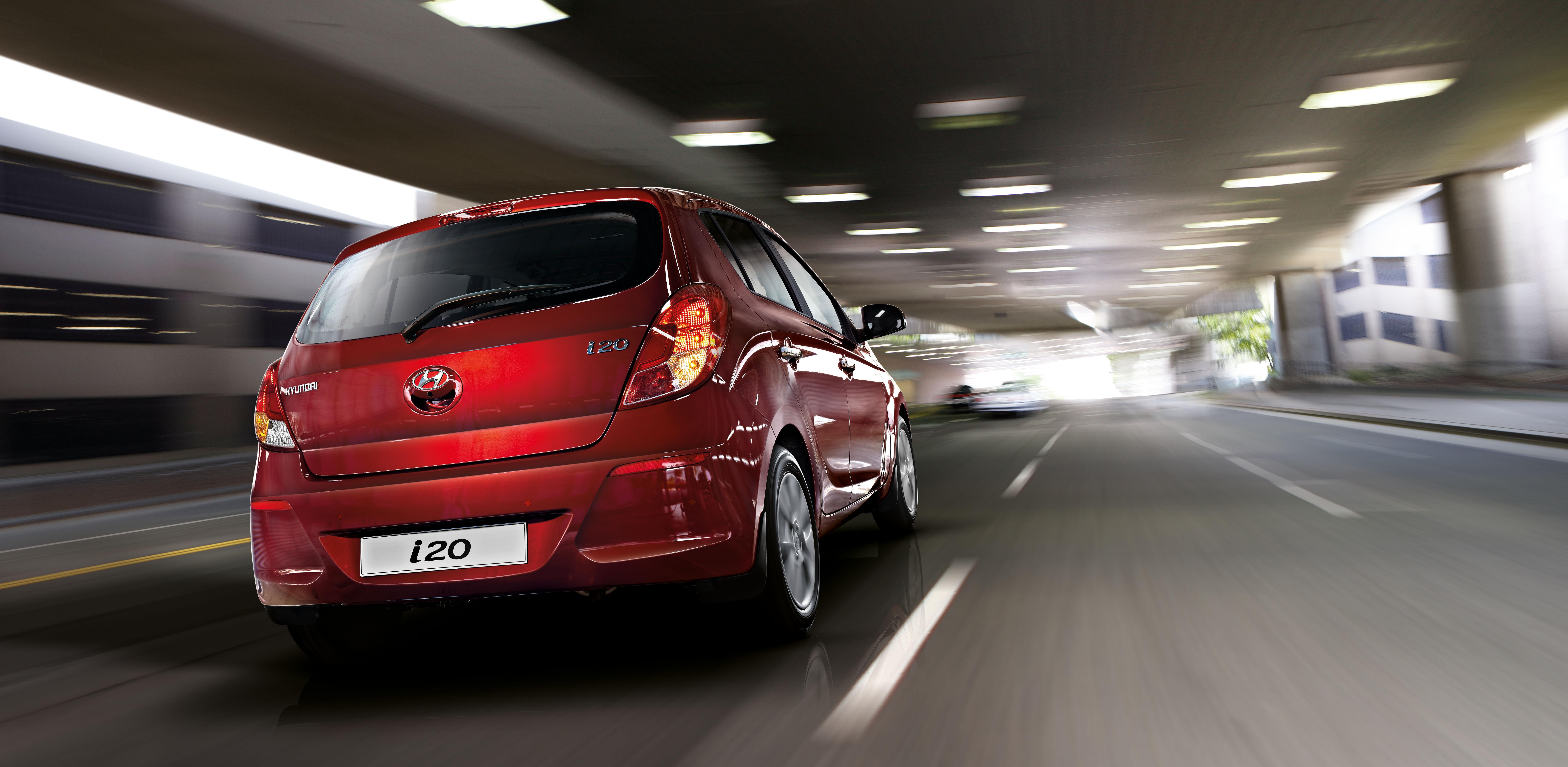 Hyundai i20 hatchback: Gadgets and gizmos galore - NZ Herald