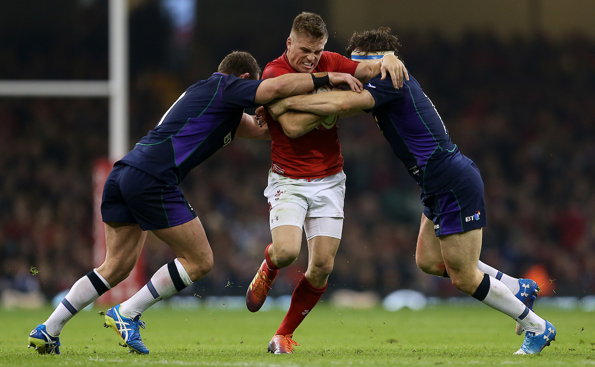 Rugby: Conflict of interest claim in call for Gareth Anscombe to be dropped