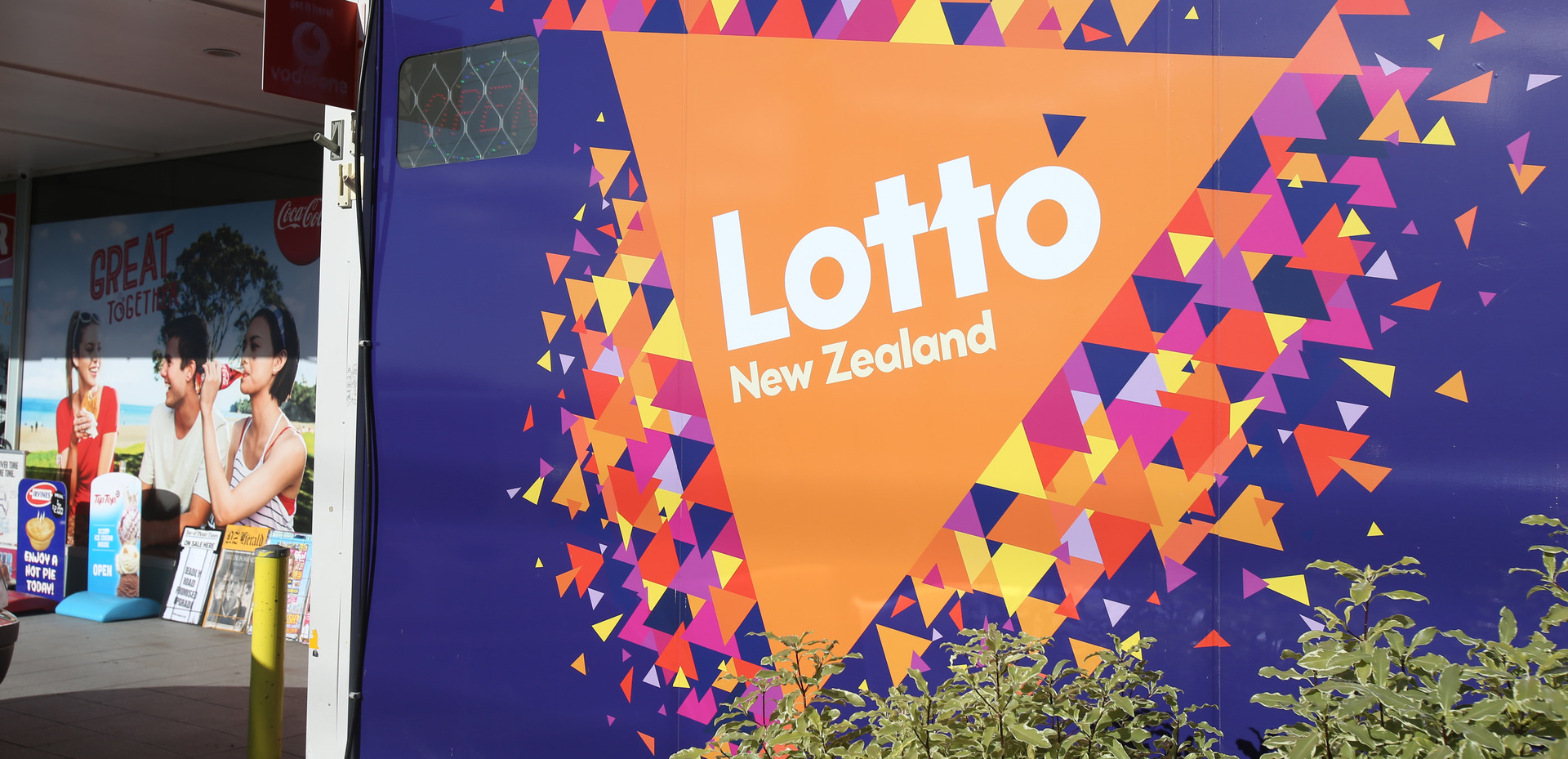 Children awarded dead dad's 'life-changing' lotto winnings