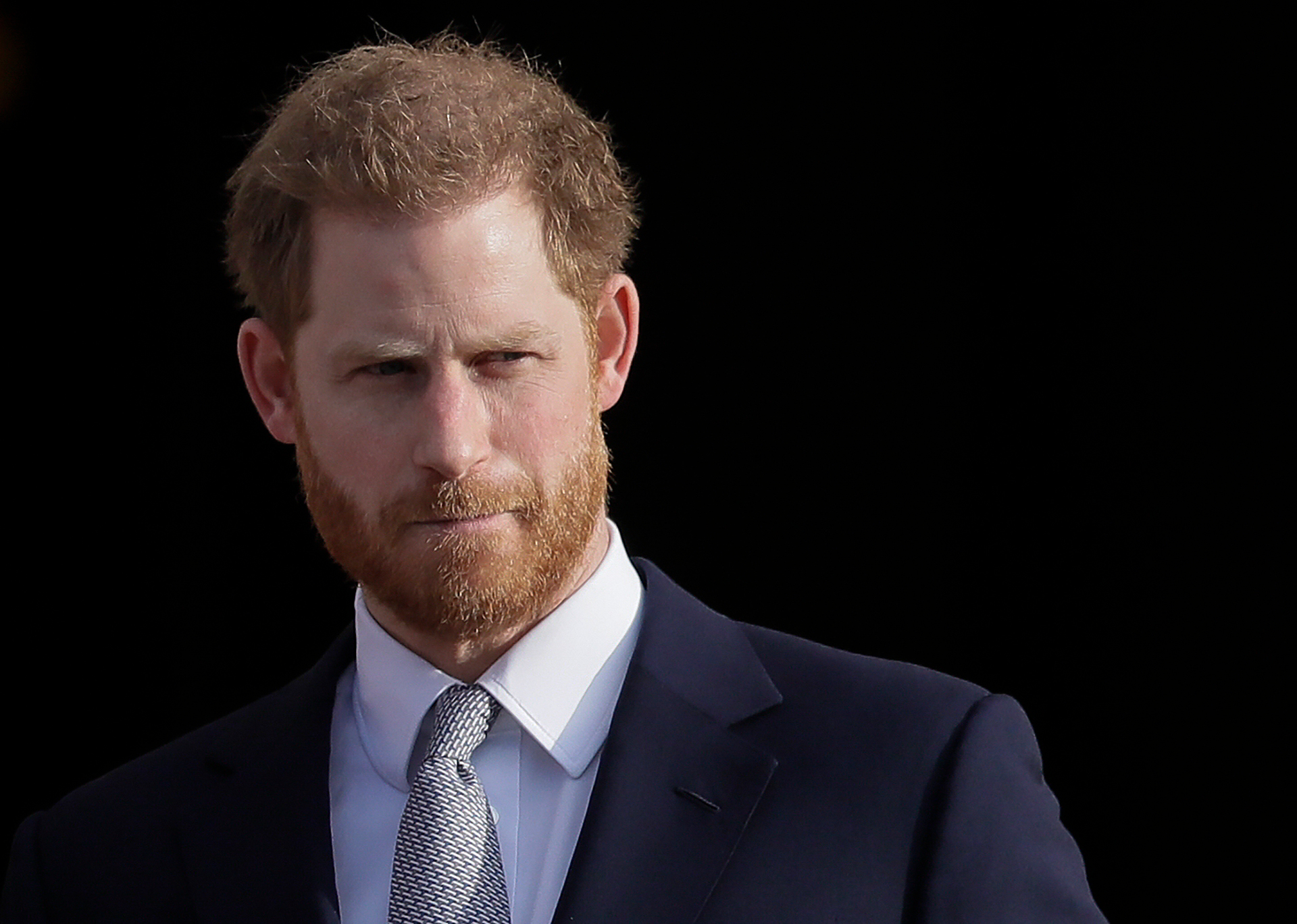 Prince Harry leaves UK to join Meghan and Archie in Canada