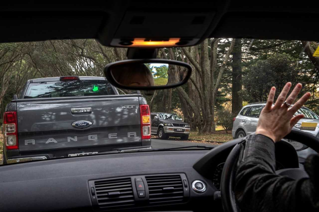 How different regions show thanks on the road - survey - NZ Herald