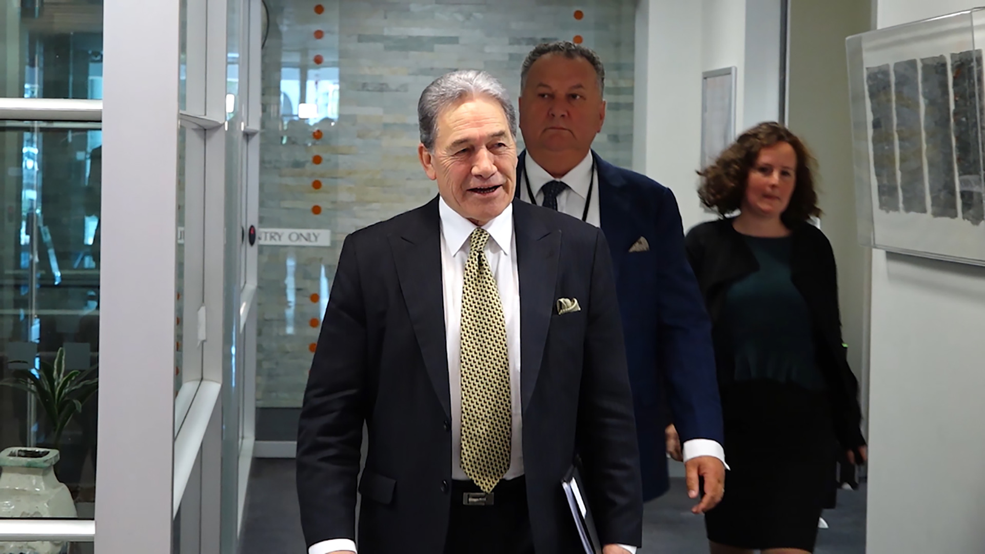 Live: Winston Peters to reveal investment plan for 'critical ' industry