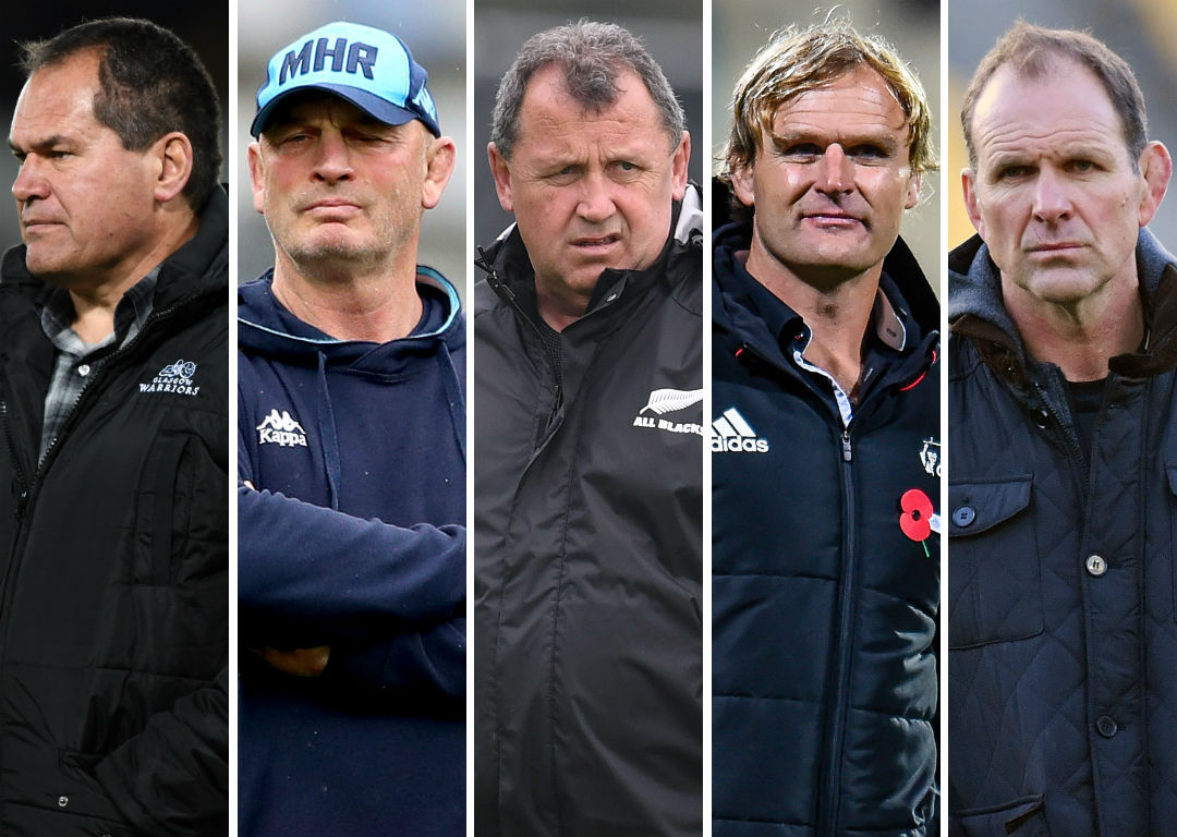 Have your say: Who do you want to be the next All Blacks coach?