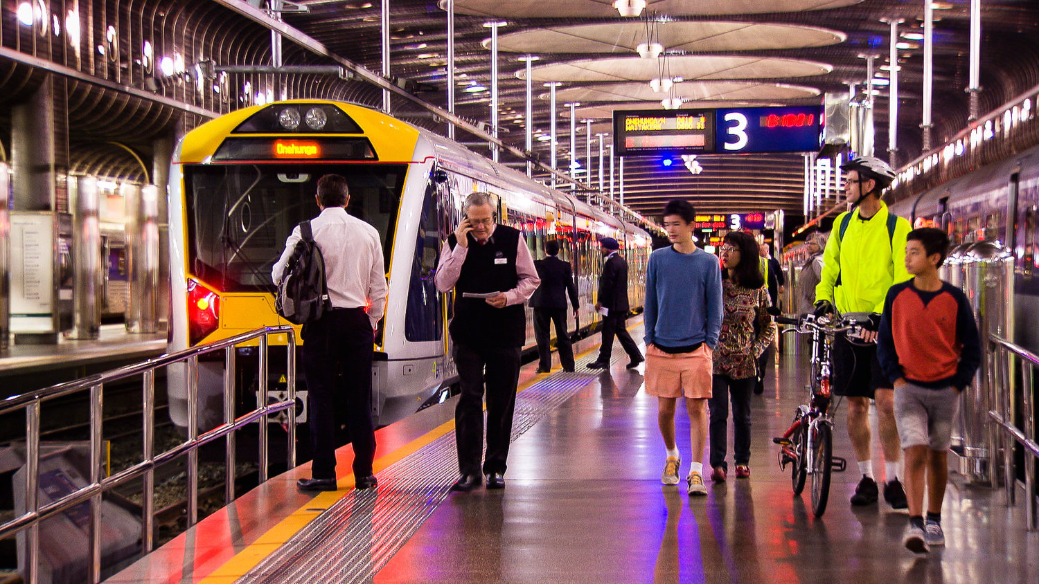 Train services cancelled, delayed after Britomart track fault