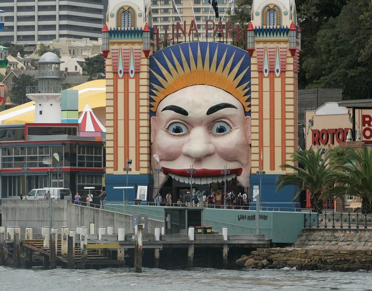 Mum calls out theme park over 'vile' racist artwork
