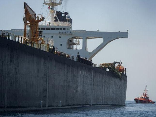 U.S. seeks seizure of Iranian oil tanker in new escalation