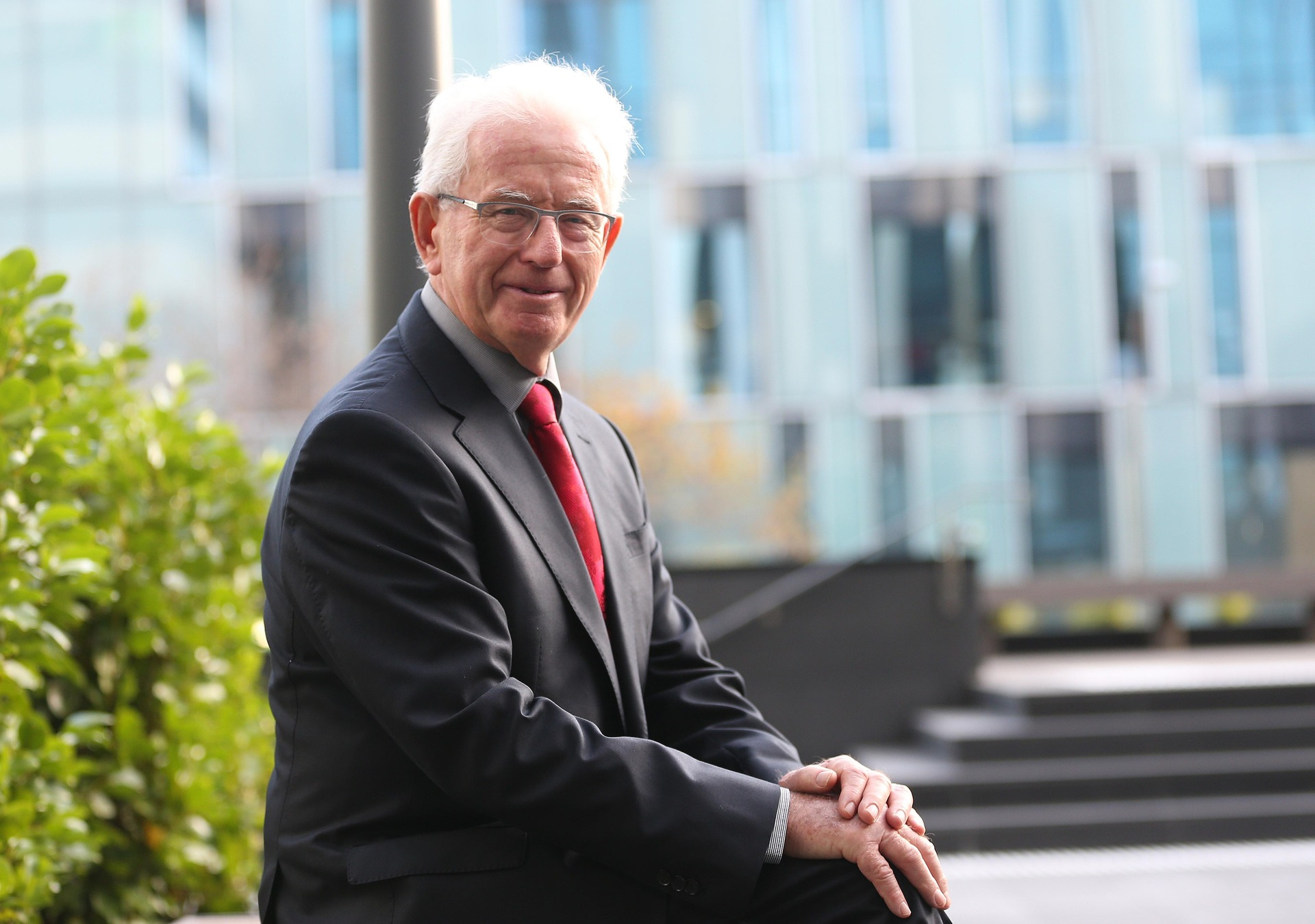 Sir Michael Cullen: 'Vested interests' sunk Capital Gains Tax idea