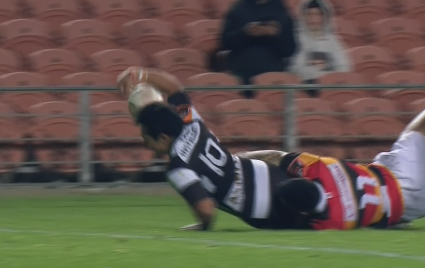 Watch: What a shocker! Referee howler ends 28-year drought