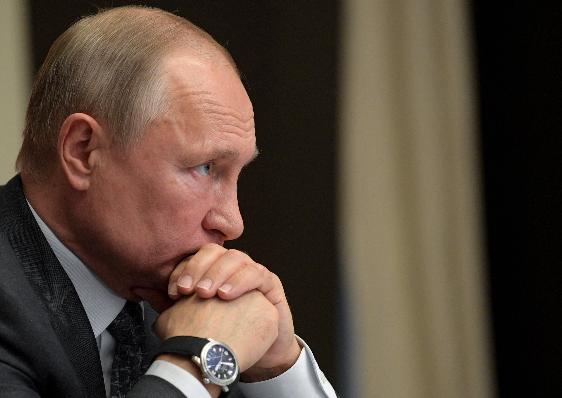 'Unexpected triumph: Putin won the lotto'