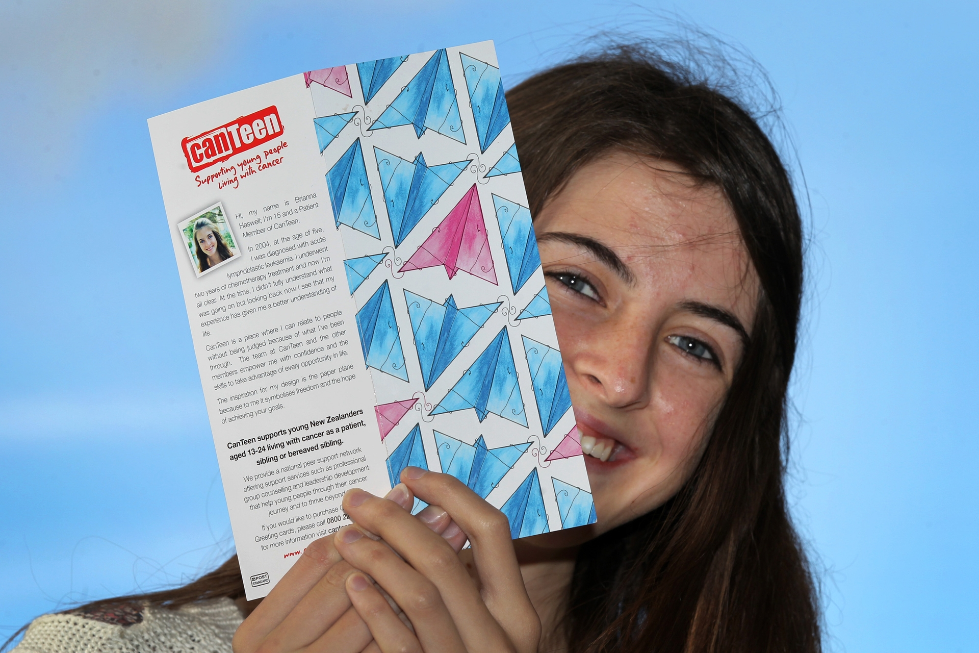 CanTeen cards inspirational - NZ Herald