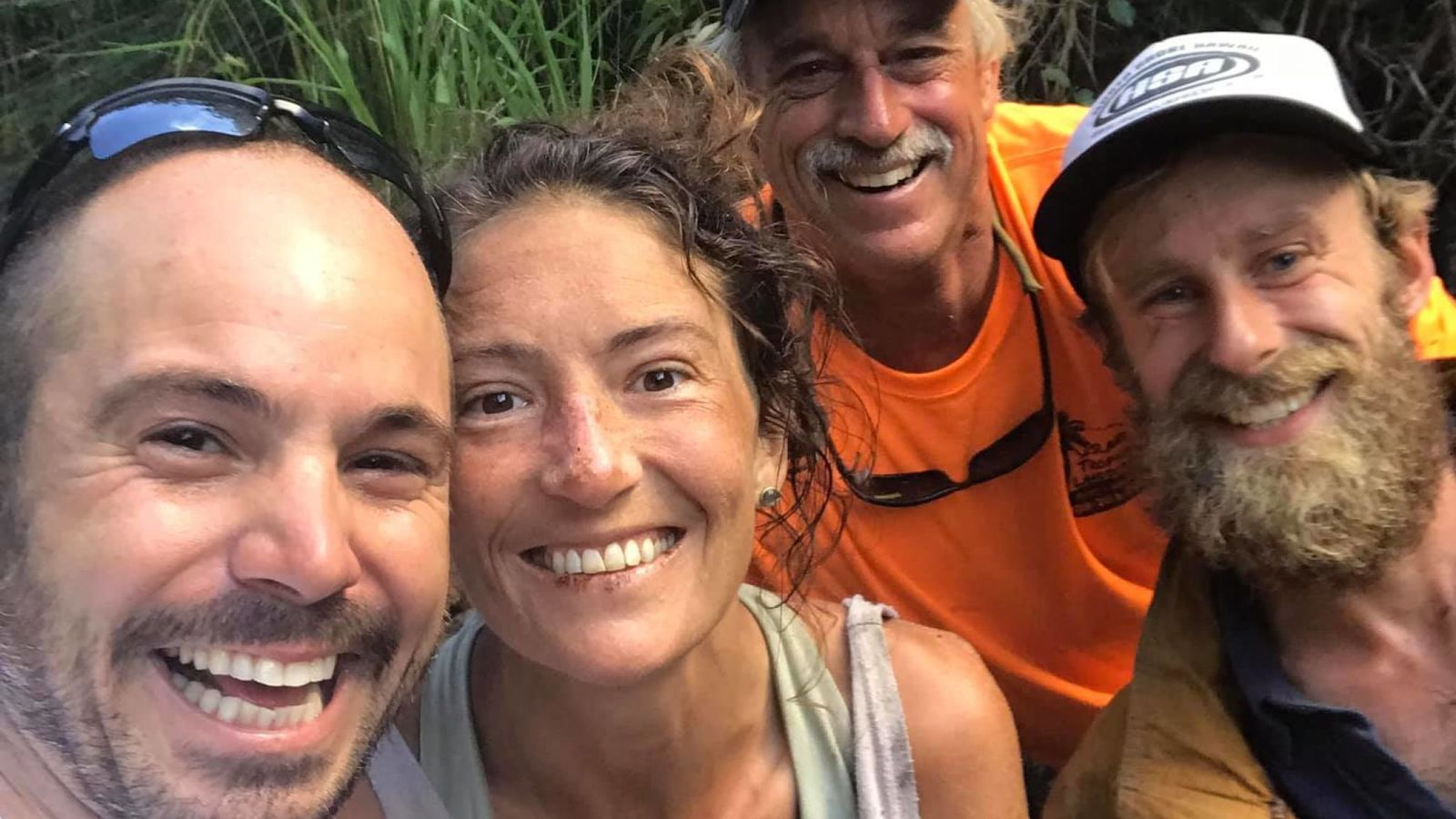 A woman vanished 17 days ago hiking in a Maui forest. Then a search helicopter made a pass.