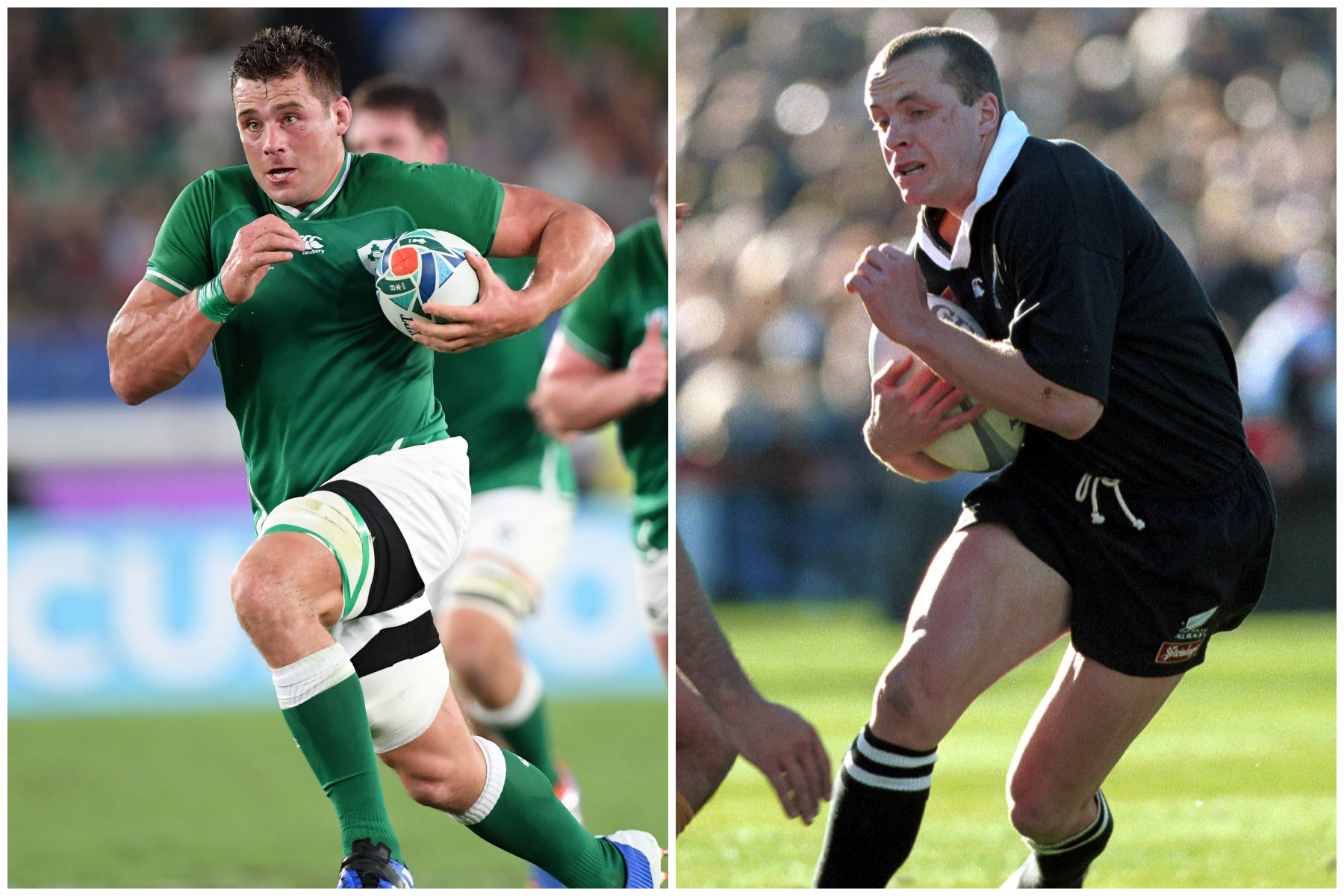 Calls for 'Irish Christian Cullen' to be unleashed on All Blacks