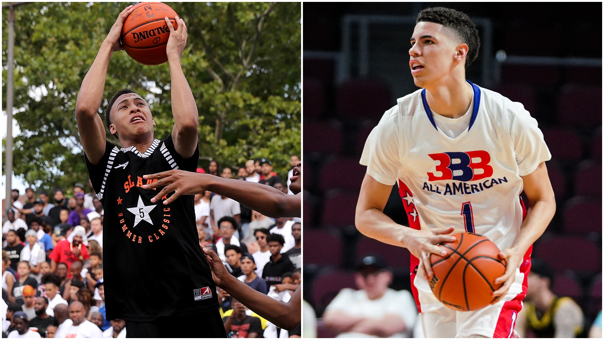 Basketball: RJ Hampton, LaMelo Ball signing with NBL bring world's eyes Down Under