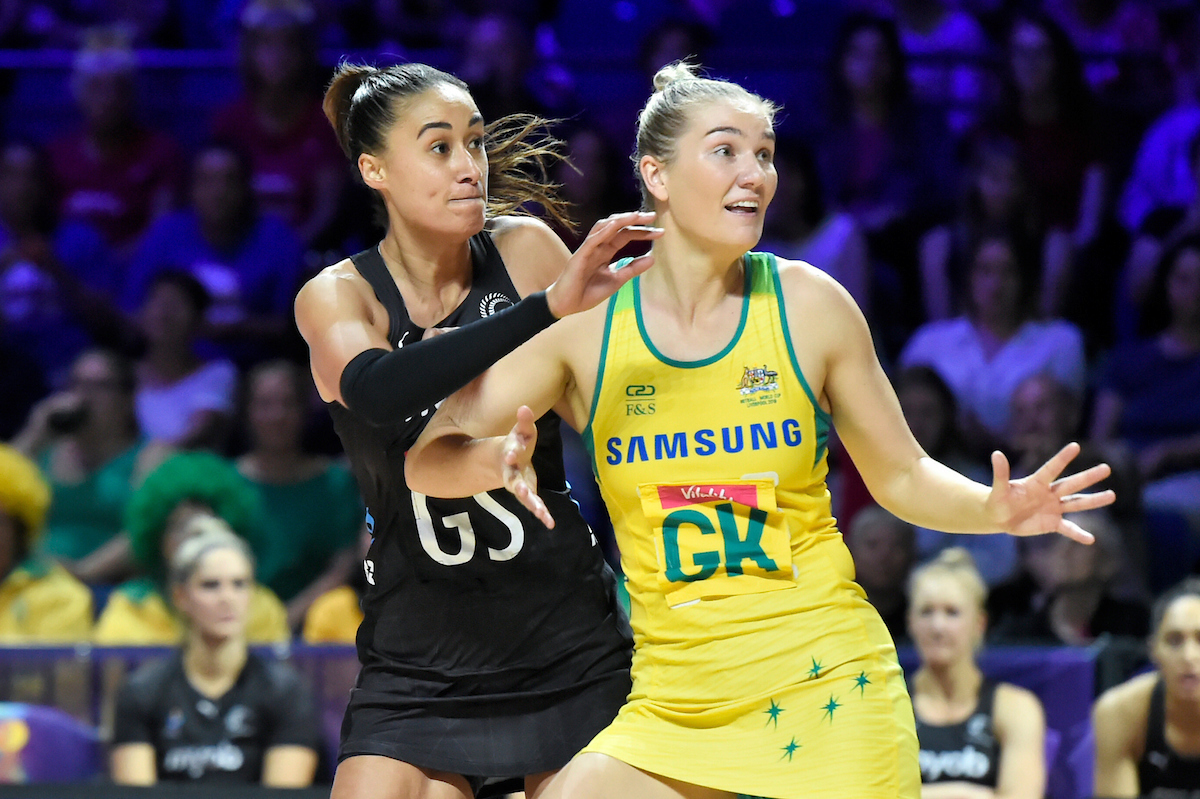 Ferns braced for battle on Australian soil