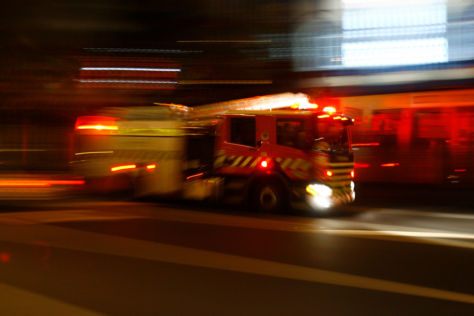 Building saved from fire in Kawerau's town centre