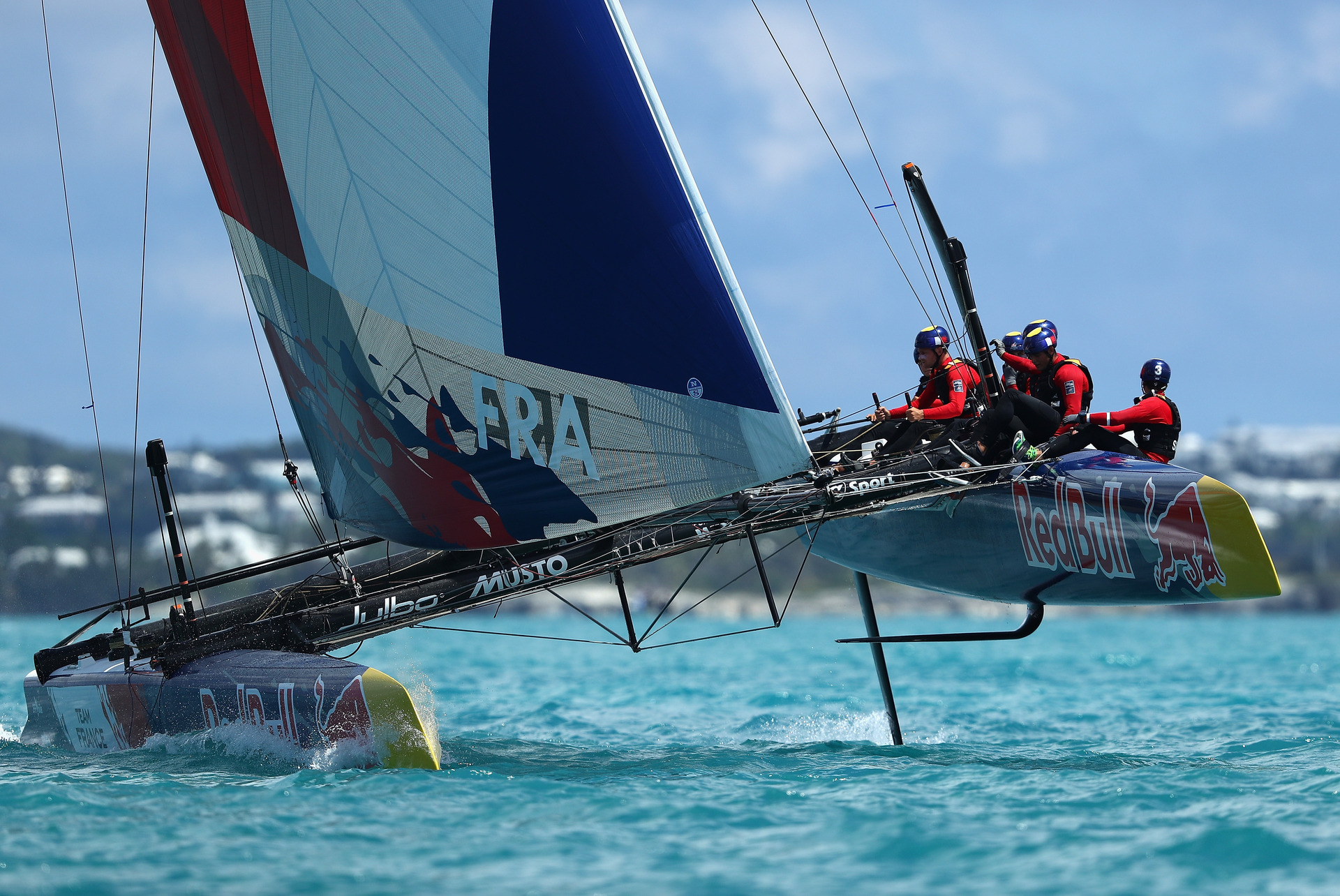 America's Cup: Team France put timeline on possible challenge for 2021 America's Cup