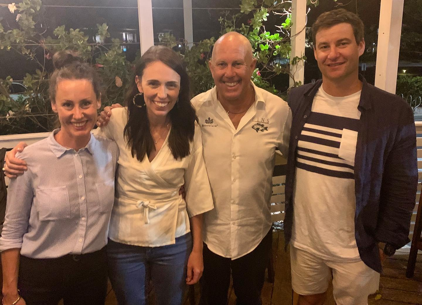'Don't let her leave': Aussies beg Ardern to take over as PM